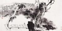 夕阳归牧图 - 方增先 - 中国书画近现代名家作品 - 2006春季大型艺术品拍卖会 -收藏网