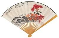 花卉 - 陶冷月 - 中国书画成扇 - 2006春季大型艺术品拍卖会 -中国收藏网