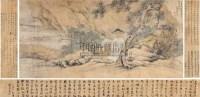 人物 立轴 纸本设色 - 张赐宁 - 中国古代书画  - 2010秋季艺术品拍卖会 -收藏网