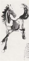 马图 镜心 水墨纸本 - 116101 - 中国书画夜场 - 2010秋季艺术品拍卖会 -收藏网