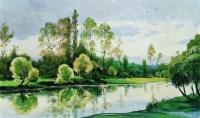 全山石   风景 - 4277 - 名家西画 当代艺术专场 - 2008年秋季艺术品拍卖会 -收藏网