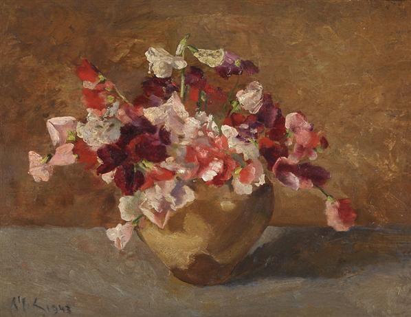 香豆花 - 116163 - 油画 - 2010年秋季拍卖会 -收藏网