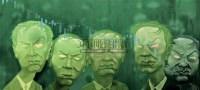 蒸发2008中国股民脸谱 新媒材 -  - 中国油画  - 2010年秋季艺术品拍卖会 -收藏网