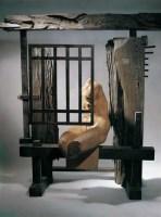 刘威 1999年作 有躯干的作品·巫山人家 - 62471 - 西画雕塑(上) - 2006夏季大型艺术品拍卖会 -收藏网