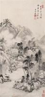山水 (一件) 立轴 纸本 - 王时敏 - 字画下午专场  - 2010年秋季大型艺术品拍卖会 -收藏网