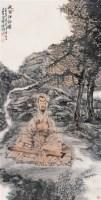 秋涧细韵 镜心 设色纸本 - 王赞 - 当代书画 - 2006夏季书画艺术品拍卖会 -中国收藏网