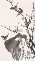 花鸟 立轴 设色纸本 - 1722 - 中国书画(一) - 2006春季拍卖会 -收藏网