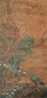 花鸟 立轴 绢本设色 -  - 中国古代书画  - 2010秋季艺术品拍卖会 -收藏网