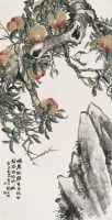 赵士鸿(清)  千年结实图 -  - 中国书画海上画派作品 - 2005年首届大型拍卖会 -收藏网