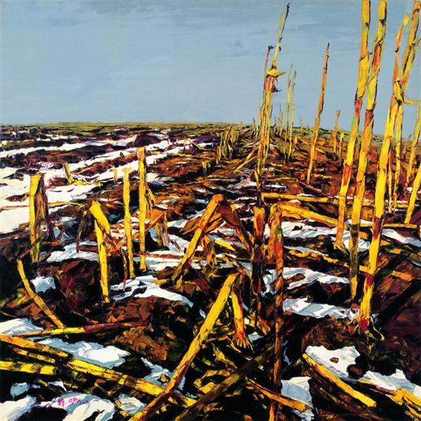 徐晓燕   温暖系列之八 - 137440 - 名家西画 当代艺术专场 - 2008年秋季艺术品拍卖会 -收藏网