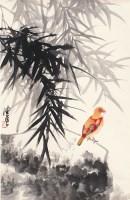 陈佩秋 竹雀 - 2605 - 中国书画  - 上海青莲阁第一百四十五届书画专场拍卖会 -收藏网