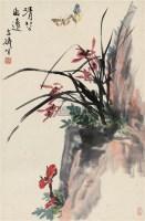 清芬幽远 立轴 设色纸本 - 王雪涛 - 中国近现代书画(二) - 2010秋季艺术品拍卖会 -收藏网