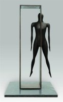 王中(b.1963)浮影 -  - 首届当代中国雕塑专场 - 2008年春季拍卖会 -中国收藏网