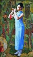 玉皇律 -  - 名家西画 当代艺术专场 - 2008年春季拍卖会 -中国收藏网
