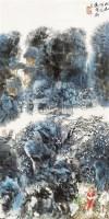 山水 立轴 纸本 - 孙君良 - 中国书画 - 2010秋季艺术品拍卖会 -收藏网
