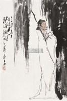 少陵造像 镜心 设色纸本 - 王子武 - 中国书画 - 2010秋季艺术品拍卖会 -收藏网