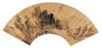 清谿访友图 - 7413 - 中国书画古代作品 - 2006春季大型艺术品拍卖会 -收藏网