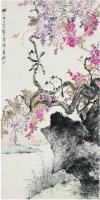 江寒汀(1903〜1963)白頭雙喜圖 - 江寒汀 - ·中国书画近现代名家作品专场 - 2008年春季拍卖会 -收藏网