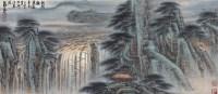 孙永      松峰泻瀑 - 孙永 - 中国书画  - 2010浦江中国书画节浙江中财书画拍卖会 -收藏网