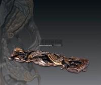 铜佛手镇纸 -  - 文房清玩 历代名砚及案上雅玩专场 - 2008年秋季艺术品拍卖会 -中国收藏网