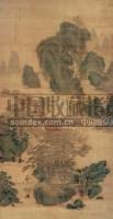 东山捷报图 - 123537 - 中国书画古代作品 - 2006春季大型艺术品拍卖会 -收藏网