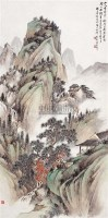 徐    曦( ~ 1938後)    松壑觀濤 -  - 中国书画近现代名家作品 - 2006春季大型艺术品拍卖会 -收藏网