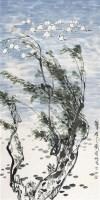 山水 立轴 纸本 - 刘宝纯 - 中国书画 - 2010年秋季书画专场拍卖会 -收藏网
