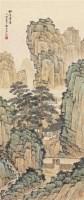 松荫书屋 镜心 设色纸本 - 134104 - 中国书画(一) - 2006春季拍卖会 -收藏网