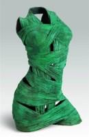 黃興國(b.1959)軀幹 -  - 首届当代中国雕塑专场 - 2008年春季拍卖会 -收藏网