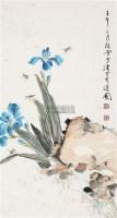 兰花 立轴 设色纸本 - 王雪涛 - 中国书画(一) - 2010年秋季艺术品拍卖会 -收藏网