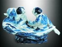 景育民(b.1956)山水行雲系列NO.1—非機械動力 -  - 首届当代中国雕塑专场 - 2008年春季拍卖会 -中国收藏网