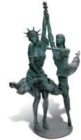 黄钢 理想与现实 - 27659 - 西画雕塑(上) - 2006夏季大型艺术品拍卖会 -收藏网