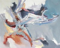 黄涌 特洛伊的遭遇 布面油画 -  - (西画)当代艺术专题 - 2006年秋季精品拍卖会 -收藏网