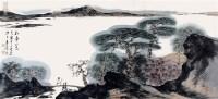 山水 - 车鹏飞 - 2010上海宏大秋季中国书画拍卖会 - 2010上海宏大秋季中国书画拍卖会 -收藏网