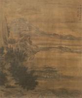 袁江 山水 - 116921 - 古代书画专场 - 2006年秋季精品拍卖会 -收藏网
