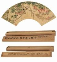 周之冕(明)  花鸟 - 117064 - 古代作品专场 - 2005秋季大型艺术品拍卖会 -收藏网