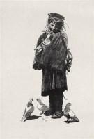 对联 水墨纸轴 - 116172 - 当代艺术·卓克收藏专场 - 2006夏季大型艺术品拍卖会 -收藏网