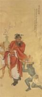 刘凌沧  岁朝灵馗图 - 刘凌沧 - 中国书画(上) - 2006夏季大型艺术品拍卖会 -收藏网