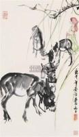人物 立轴 纸本 - 7693 - 中国书画(下) - 2010瑞秋艺术品拍卖会 -收藏网