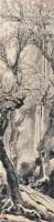 梅花 (一件) 立轴 纸本 - 汪士慎 - 字画下午专场  - 2010年秋季大型艺术品拍卖会 -中国收藏网