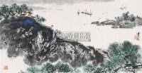 山水 镜片 纸本 - 刘宝纯 - 中国书画(下) - 2010瑞秋艺术品拍卖会 -收藏网