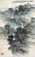 朱 恒      源远流长 - 朱恒 - 中国书画  - 2010浦江中国书画节浙江中财书画拍卖会 -收藏网