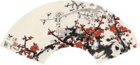 争艳 镜心 设色纸本 - 关山月 - 中国书画(一) - 2010年秋季艺术品拍卖会 -中国收藏网