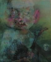 邱炯炯   怯青春之叟抱鸭 -  - 名家西画 当代艺术专场 - 2008年秋季艺术品拍卖会 -收藏网