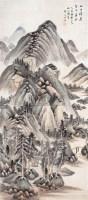 吳華源(1893~1972)    秋山圖 -  - 中国书画海上画派 - 2006春季大型艺术品拍卖会 -收藏网