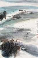 牧归图 镜心 纸本设色 - 何海霞 - 中国书画(一) - 2010年秋季艺术品拍卖会 -收藏网