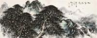 山水 镜片 设色纸本 - 黎雄才 - 国画 陶瓷 玉器 - 2010秋季艺术品拍卖会 -收藏网