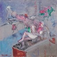 任小林 2005年作 西湖系列 - 任小林 - 当代艺术·卓克收藏专场 - 2006夏季大型艺术品拍卖会 -收藏网