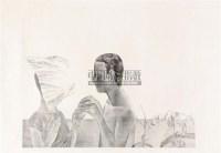 明天你还爱我吗 石版 - 韦嘉 - 中国新兴木刻运动先驱·李桦、古元、沃渣版画作品及收藏专场 - 2010年秋季艺术品拍卖会 -收藏网