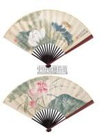香远益清 -  - 中国书画成扇 - 2006春季大型艺术品拍卖会 -收藏网